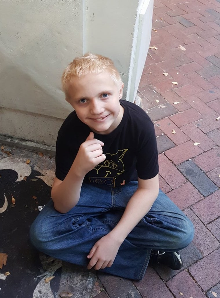 """""""This is our son Brandon. He lost his battle with CHD on October 24, 2017,"""" said Kimberly Strickland. """"He was born with aortic stenosis and bicuspid aortic valve disease. Scar tissue after three open heart surgeries eventually built up enough to collapse his left coronary artery. He was 11 years old. He fought from his very first heartbeat to his very last."""""""