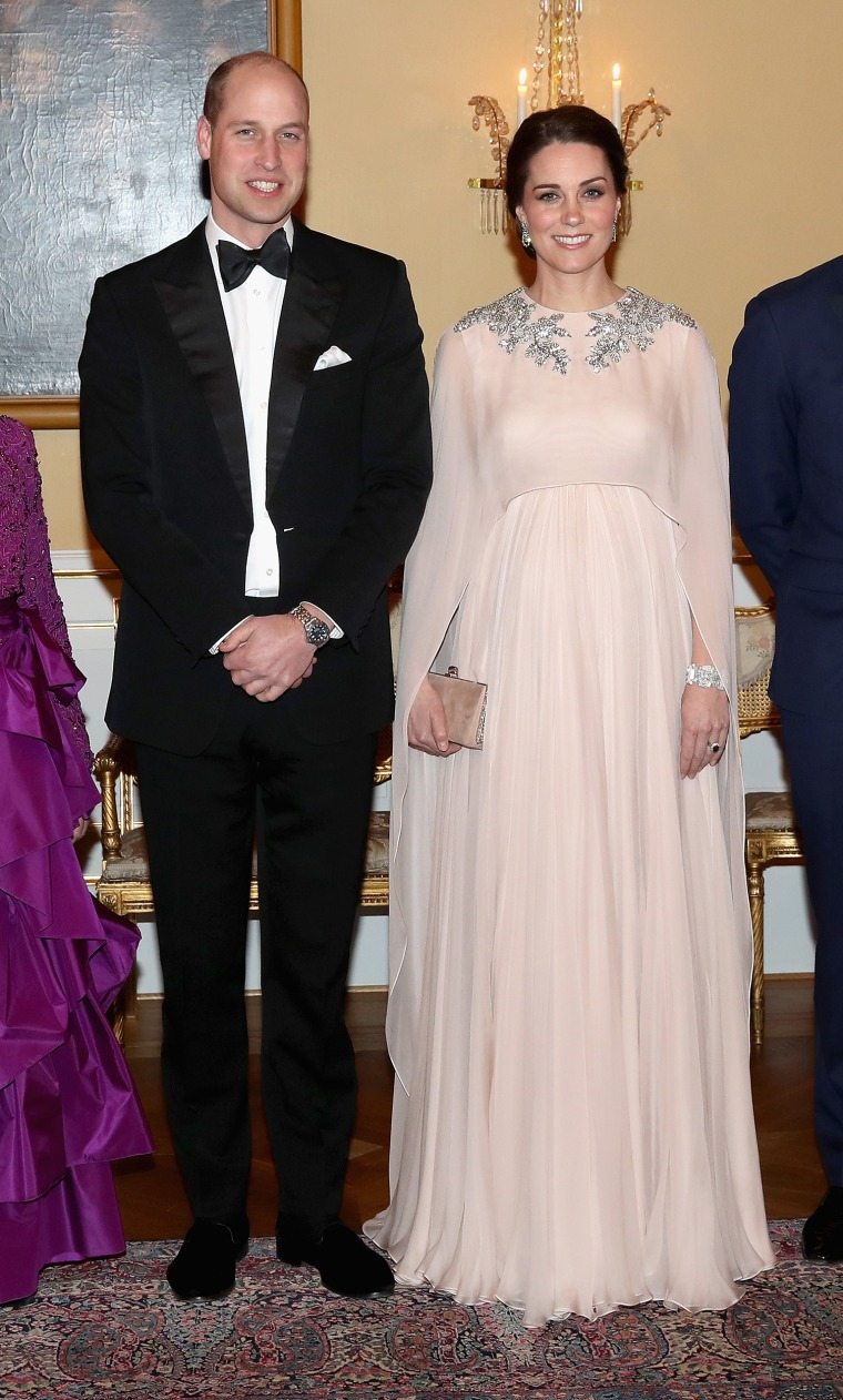 Prince William, Duke of Cambridge and Catherine, Duchess of Cambridge