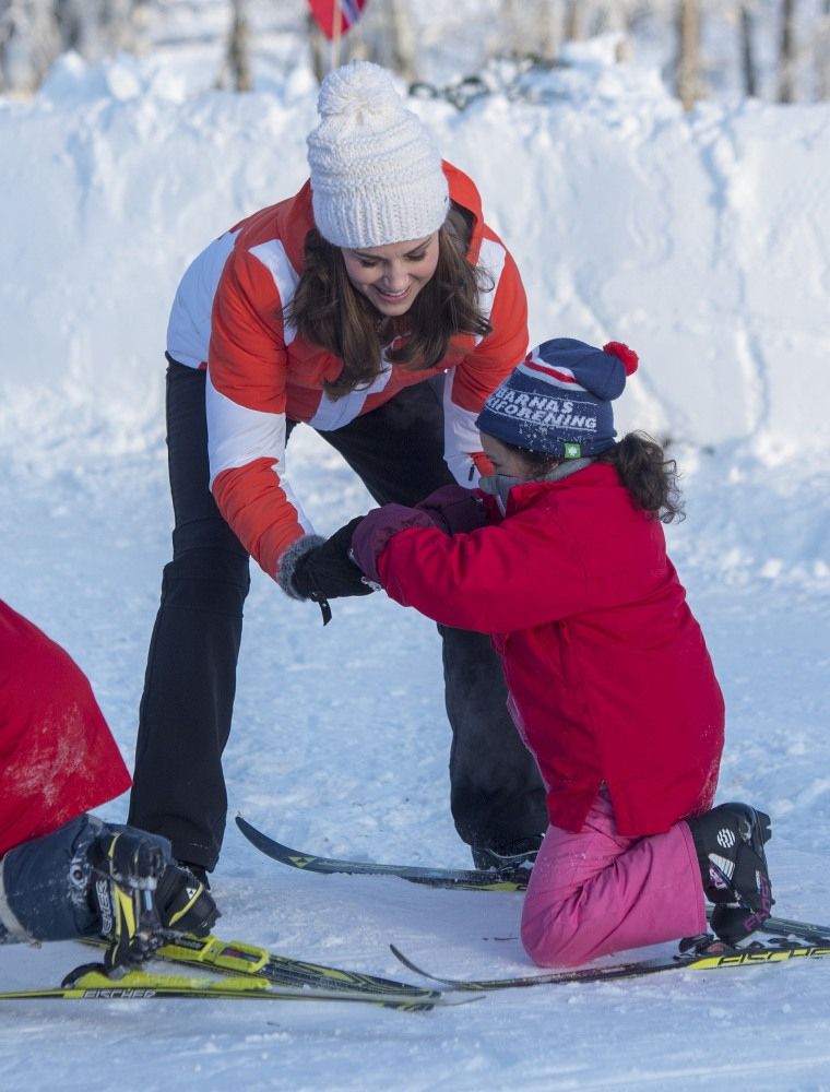 The Duke And Duchess Of Cambridge Visit Sweden And Norway - Day 4