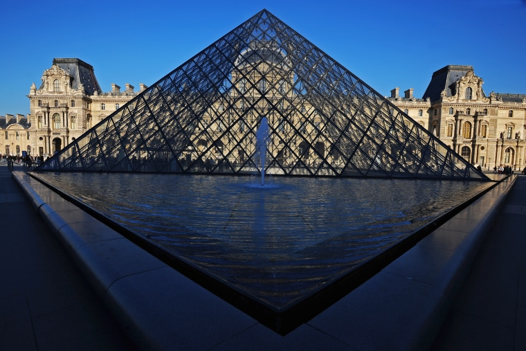 Image: The Louvre Museum