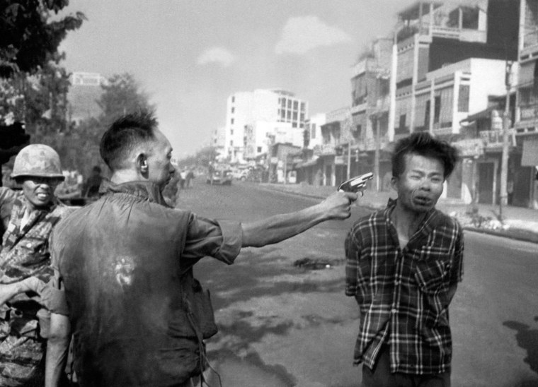 50 years ago, a photo of a Vietnam execution framed Americans' view