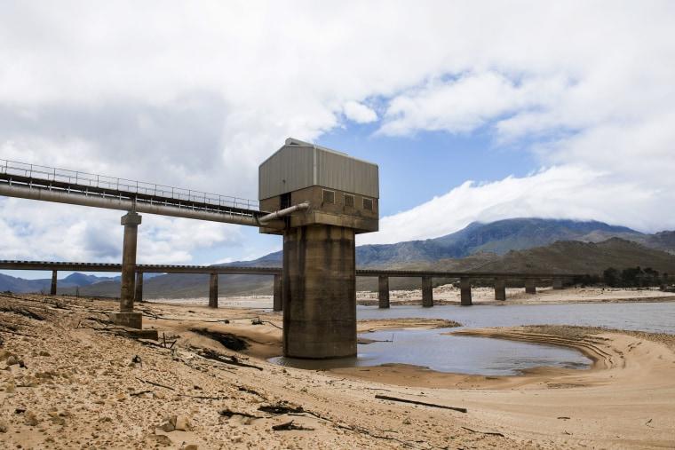 Image: Cape Town Drought