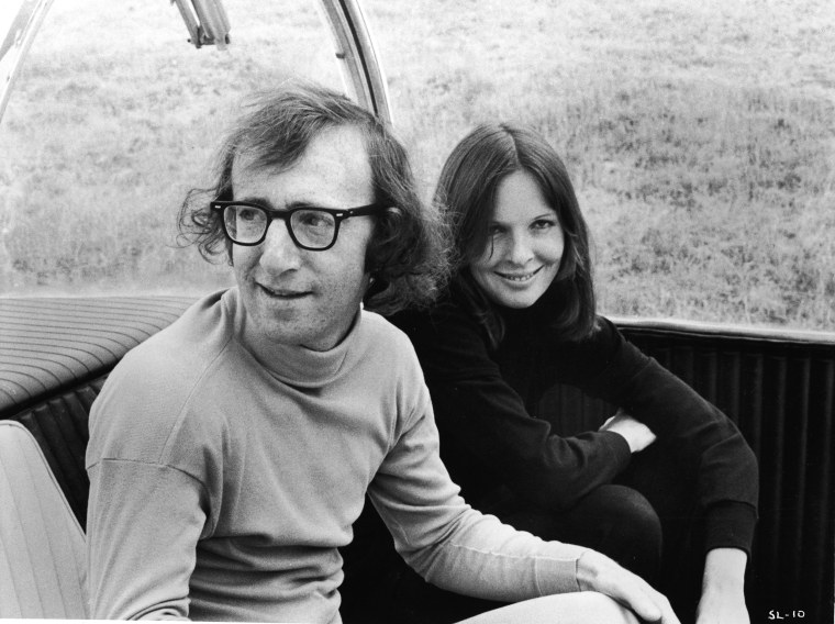 Image: Woody Allen & Diane Keaton