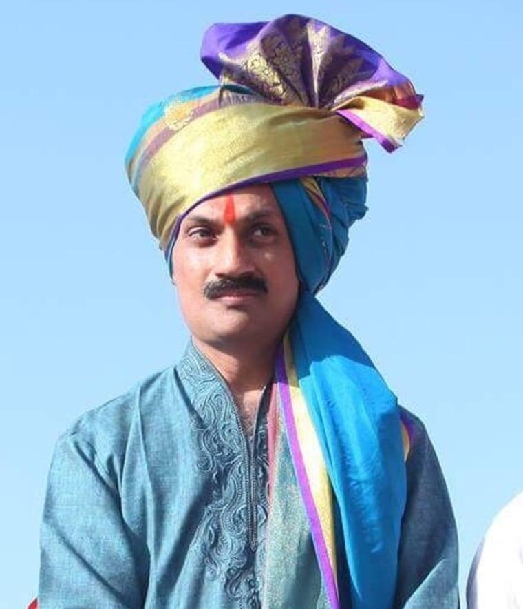 Prince Manvendra Singh Gohil.