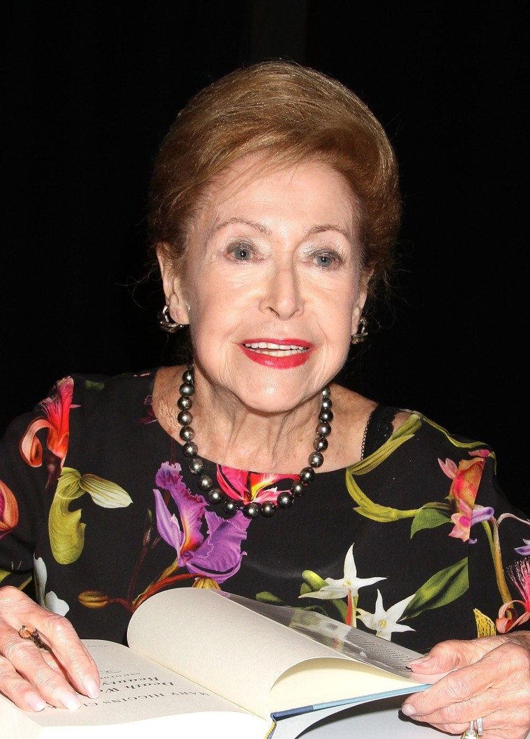 Image: Mary Higgins Clark attends BookExpo America