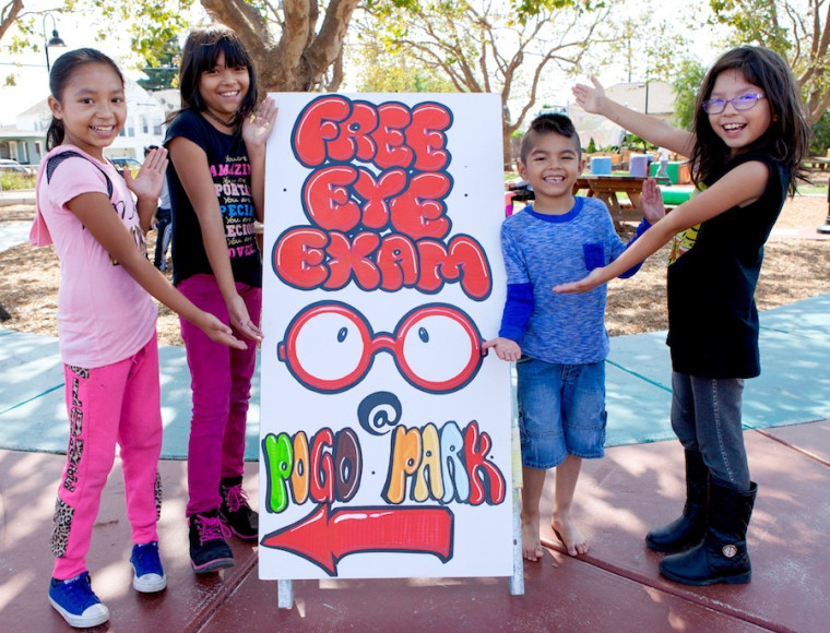 Pogo Park is part of Parks Now, a broad coalition of environmental activists, community leaders and public health experts from across California that are working to ensure that every community has access to safe, quality parks, open spaces and the coast.