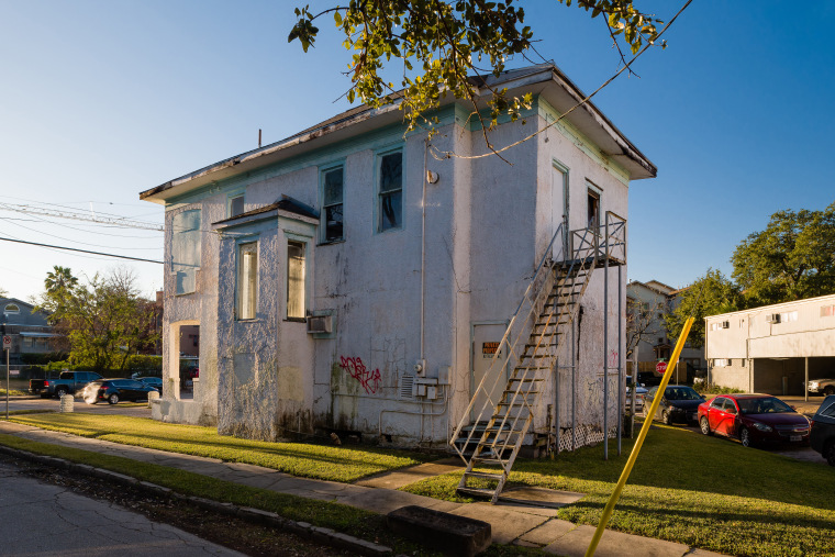 LULAC's historic Texas clubhouse, a hub of Latino civil