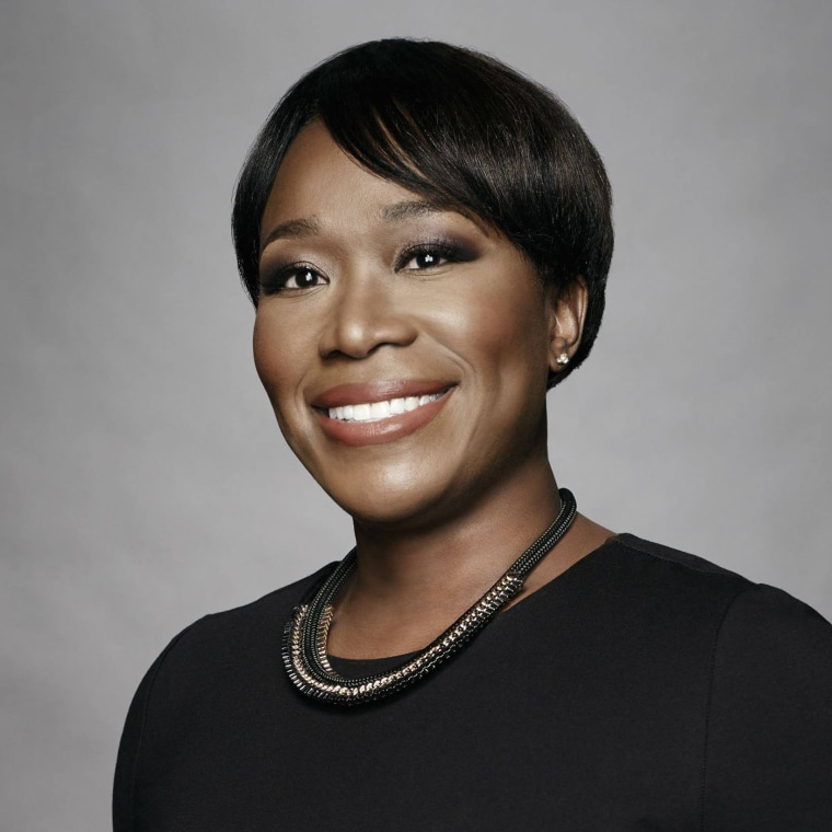 Image: Joy Reid of AM Joy on MSNBC.