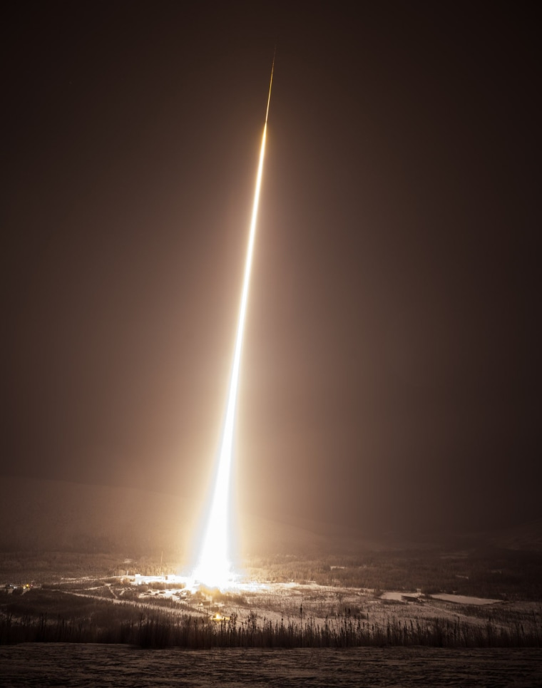Image: Sounding rocket