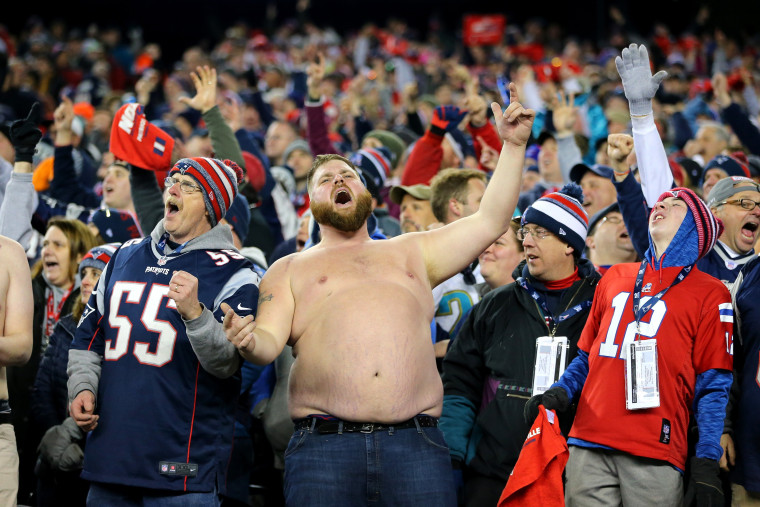 Image: AFC Championship - Jacksonville Jaguars v New England Patriots