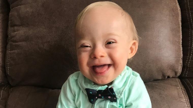 2018's Gerber Baby, Lucas