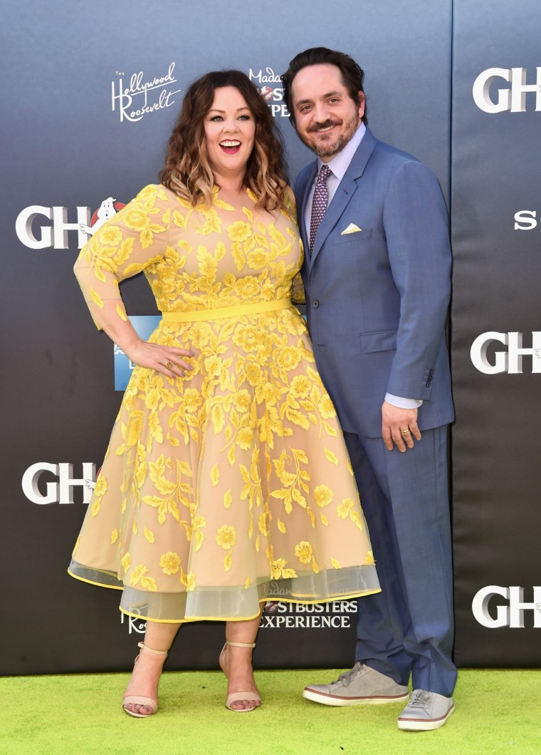 """Image: Premiere Of Sony Pictures' """"Ghostbusters"""" - Arrivals"""