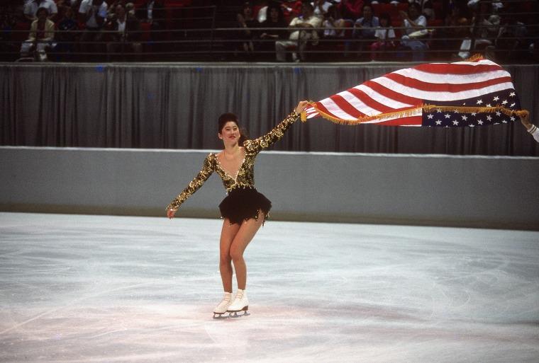 Kristi Yamaguchi - Figure Skating
