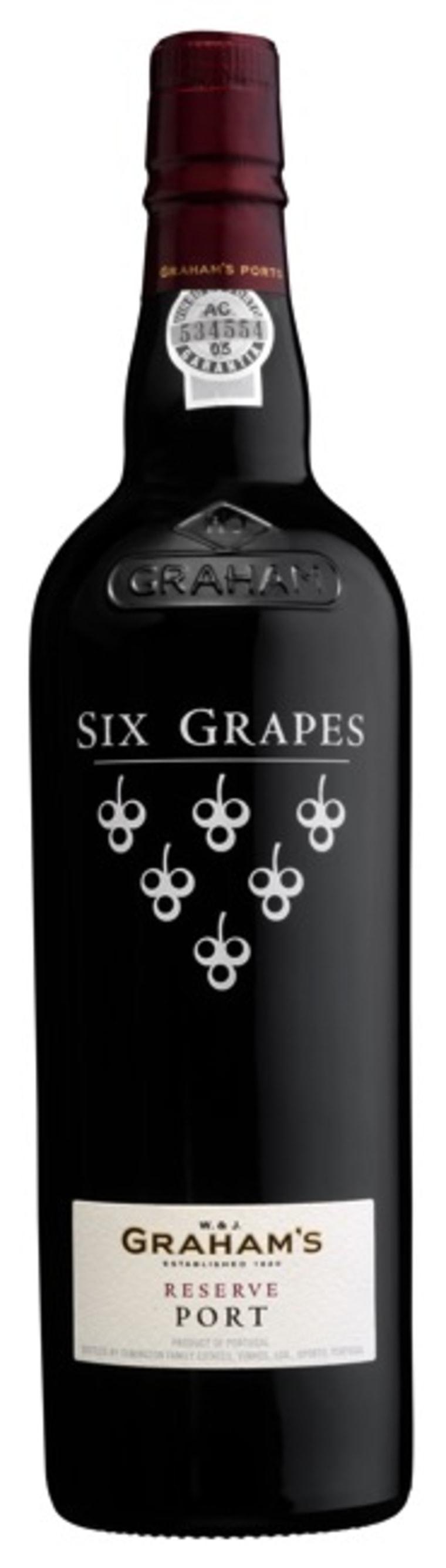 "Graham's ""Six Grapes"" Reserve Port"