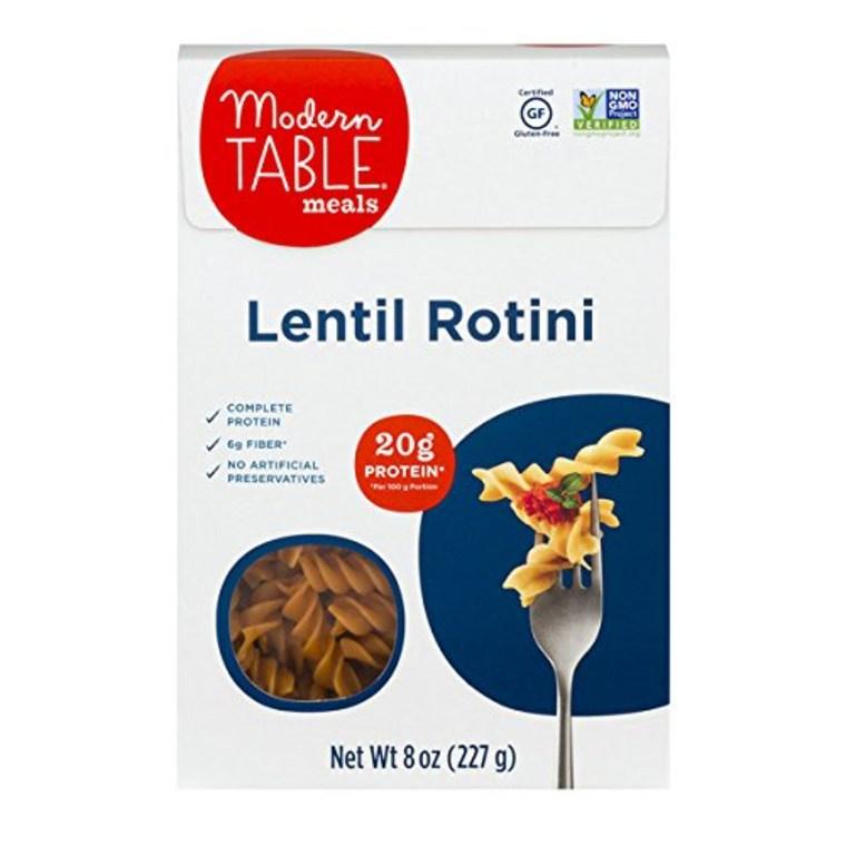Modern Table Lentil Rotini