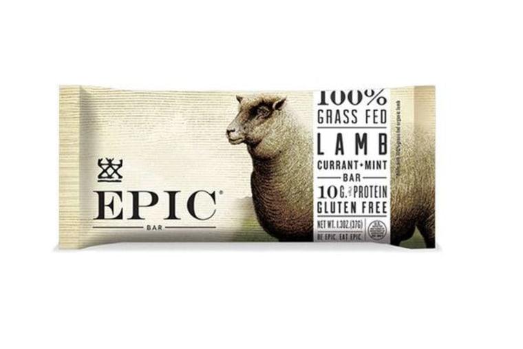 EPIC Lamb Currant-Mint Bar