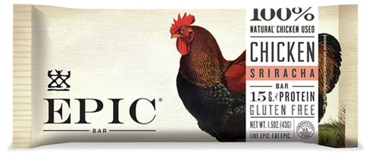 Epic Chicken Sriracha Bar