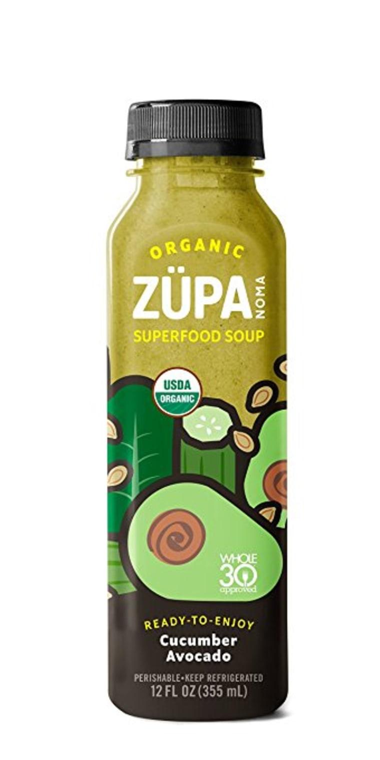 Zupa Noma Cucumber Avocado Soup