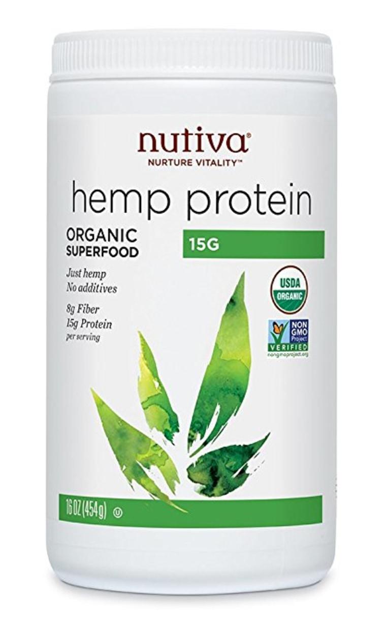 Nutiva Organic Hemp Protein Powder