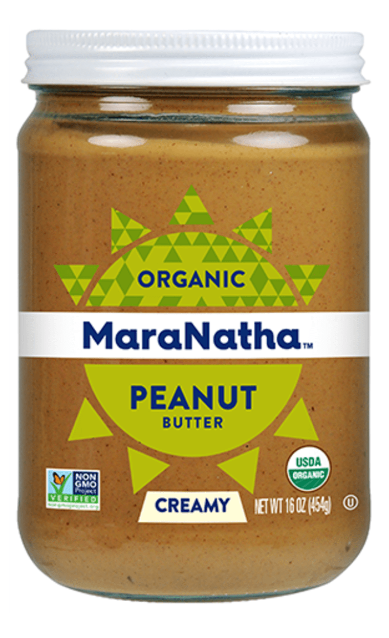 Maranatha Organic No-Stir Creamy Peanut Butter