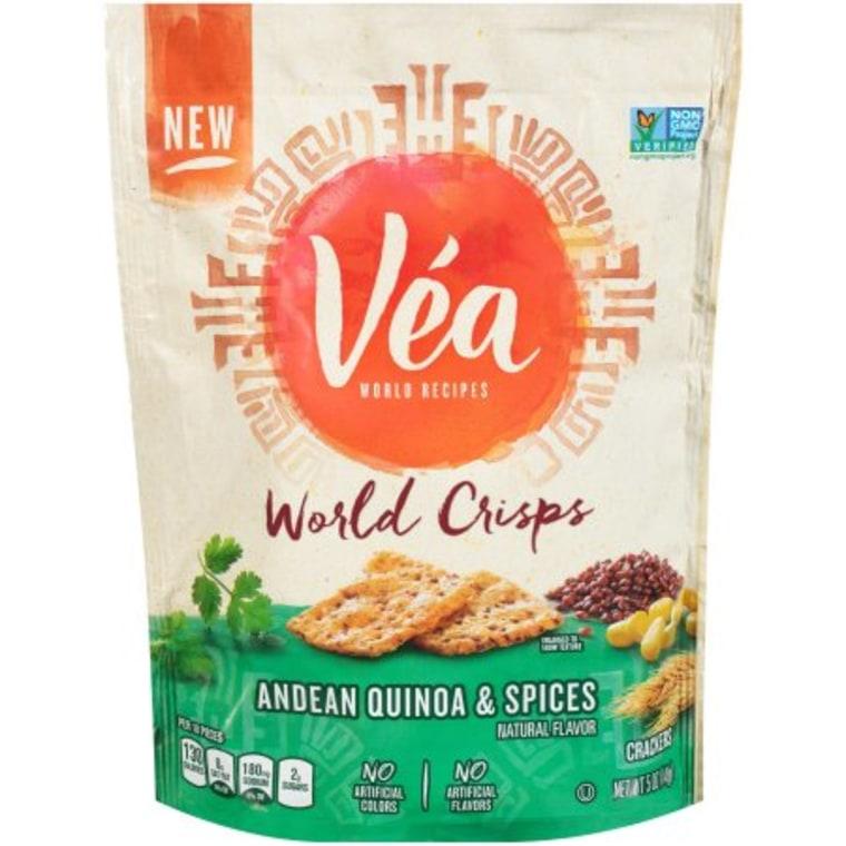 Vea Snacks Andean Quinoa and Spices
