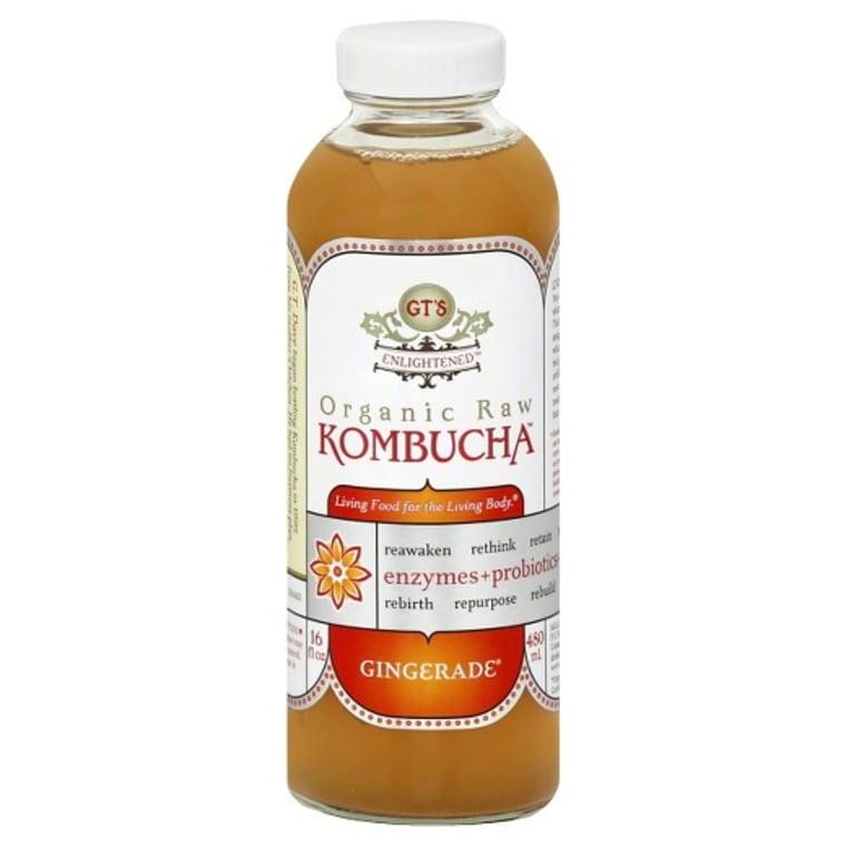GT's Organic Gingerade Kombucha