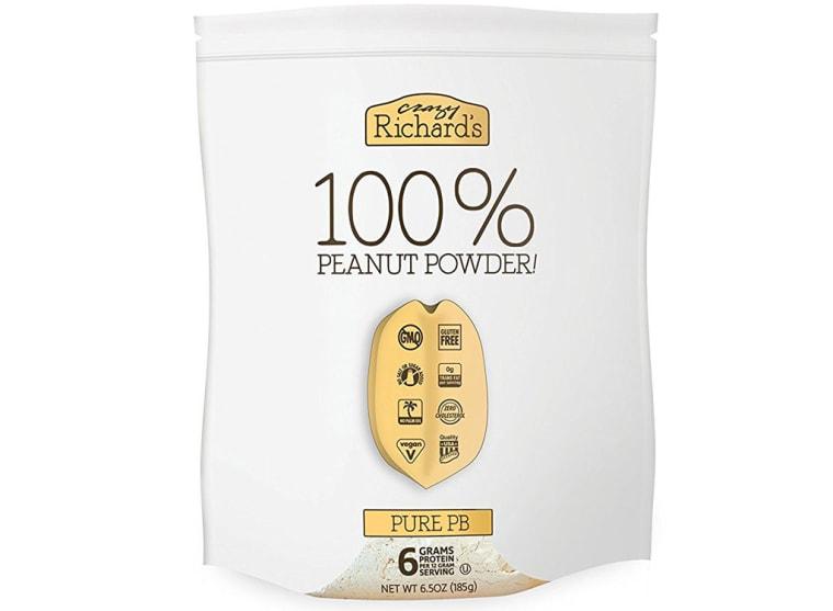Crazy Richards Pure PB Peanut Powder