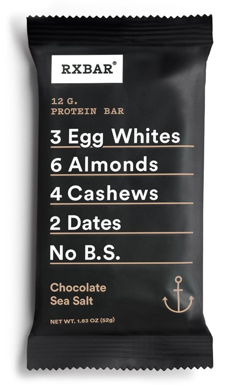 RXBAR Chocolate Sea Salt