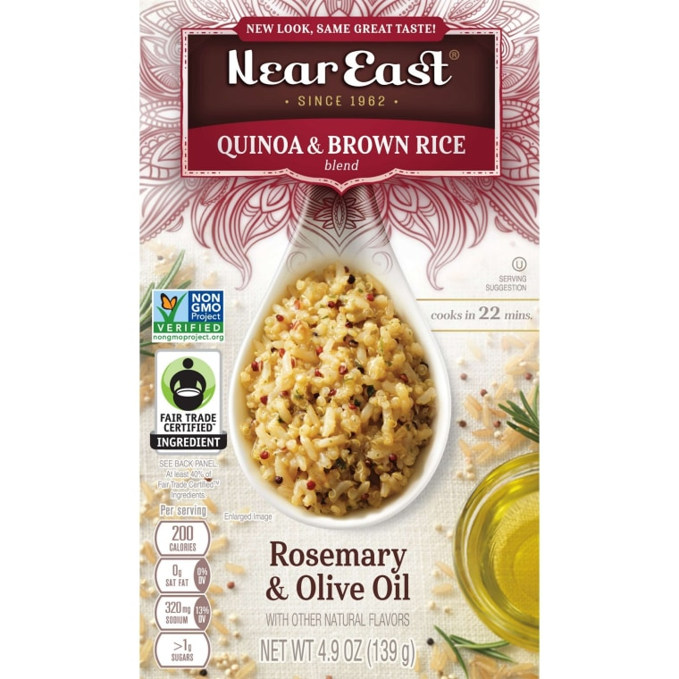 Near East Rosemary & Olive Oil Quinoa and Brown Rice Blend