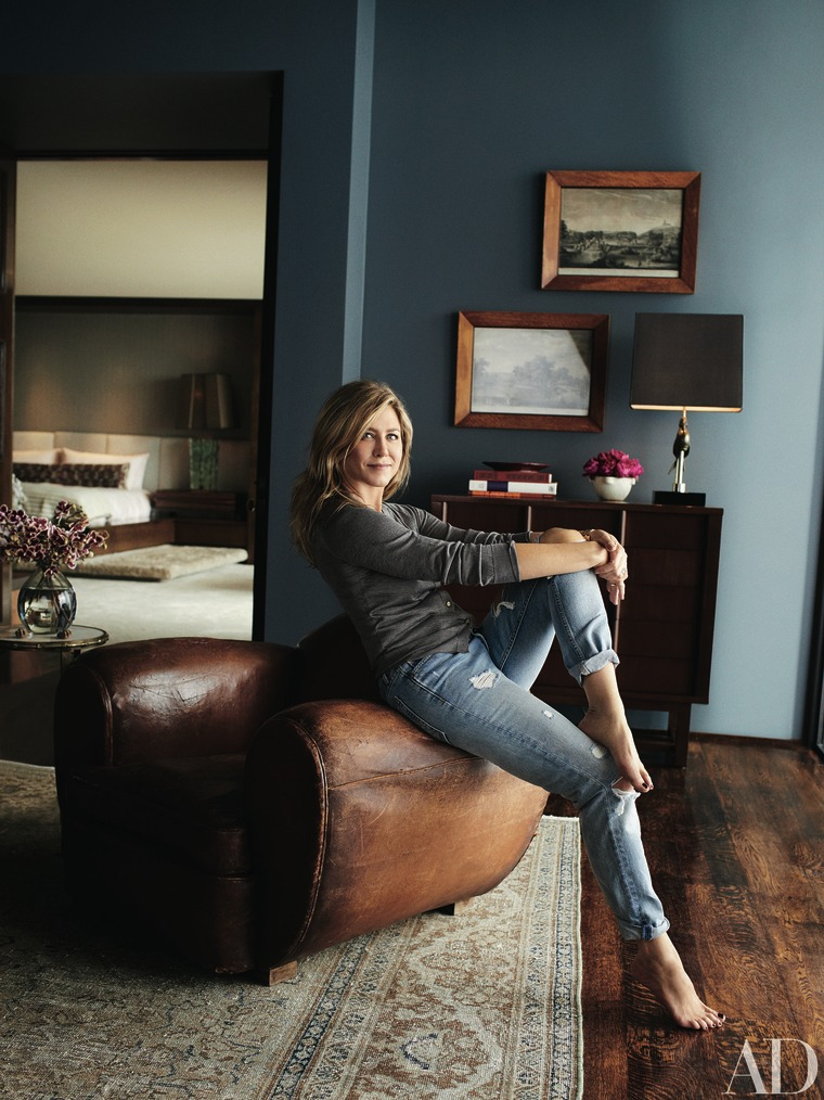 Jennifer Aniston house