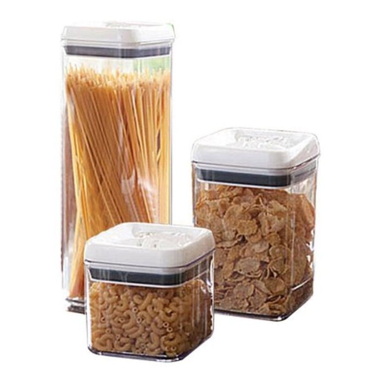Food Storage 6-piece stackable
