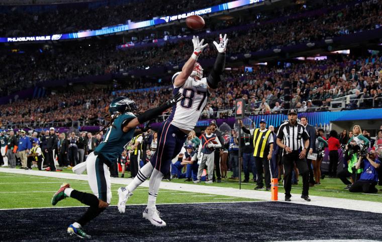 Image: Philadelphia Eagles v New England Patriots - Super Bowl LII