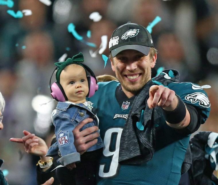 Image: NFL: Super Bowl LII-Philadelphia Eagles vs New England Patriots