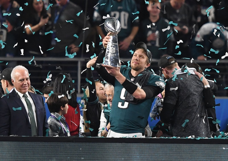 Image: NFL: Super Bowl LII-Philadelphia Eagles vs New England Patriots