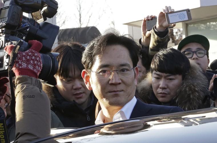 Image: Lee Jae-yong