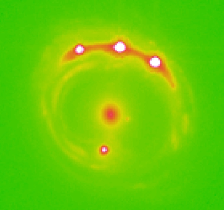 Image: OU researchers discovered a population of planets beyond the Milky Way galaxy