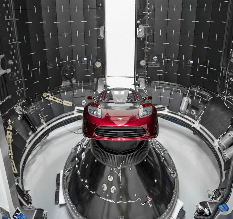 Image: Tesla Roadster