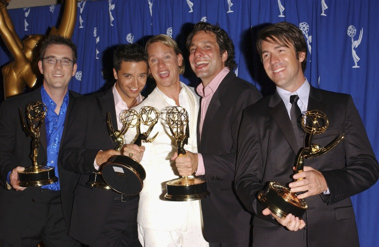 2004 Primetime Creative Arts Emmy Awards - Pressroom