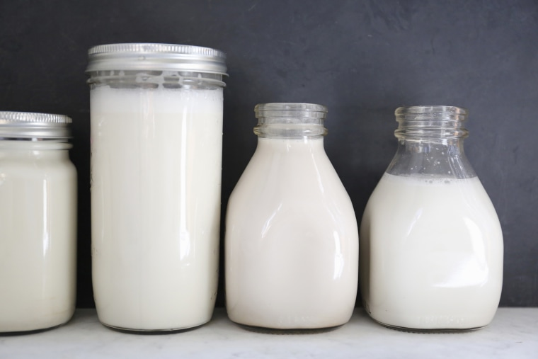 Plant-based milk vs. cow's milk: What's the difference?