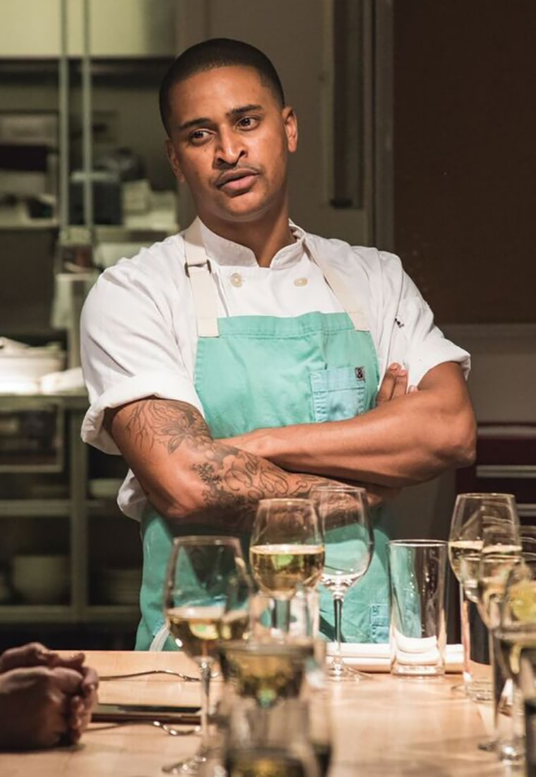Image: Chef JJ Johnson