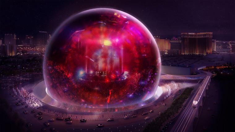 Image: Futuristic Event Spaces