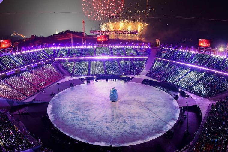 Image: Opening ceremony