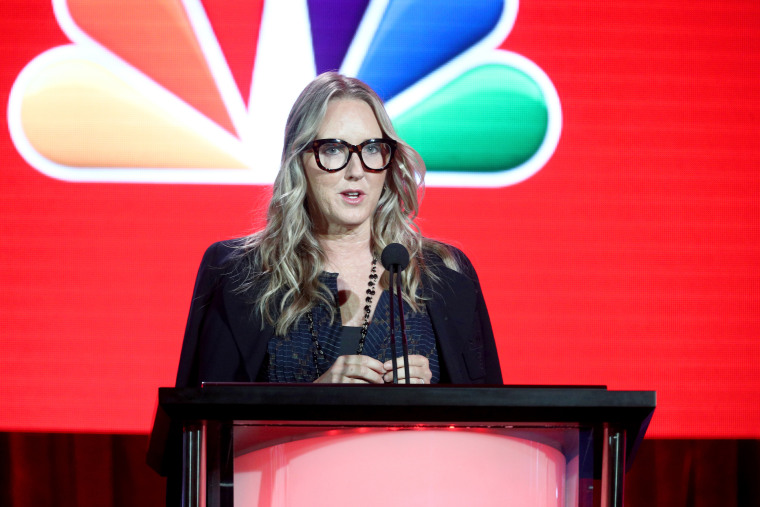 Image: President of NBC Entertainment Jennifer Salke