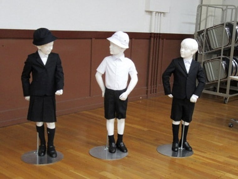 Image: Taimei Elementary School uniforms