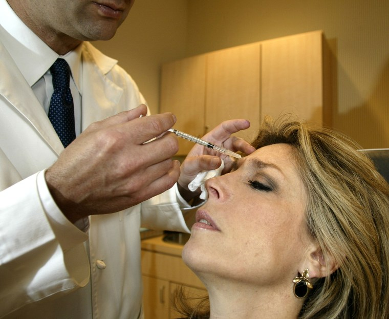 Image: FDA Approves Cosmetic Use of Botox