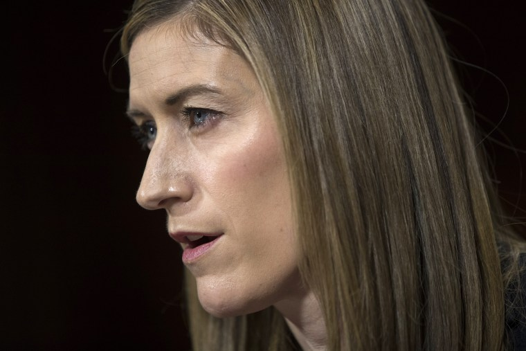 Image: Associate Attorney General Rachel Brand stepping down