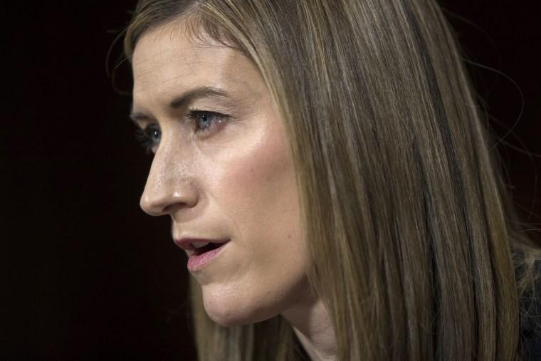 Image: Associate Attorney General Rachel Brand stepping down