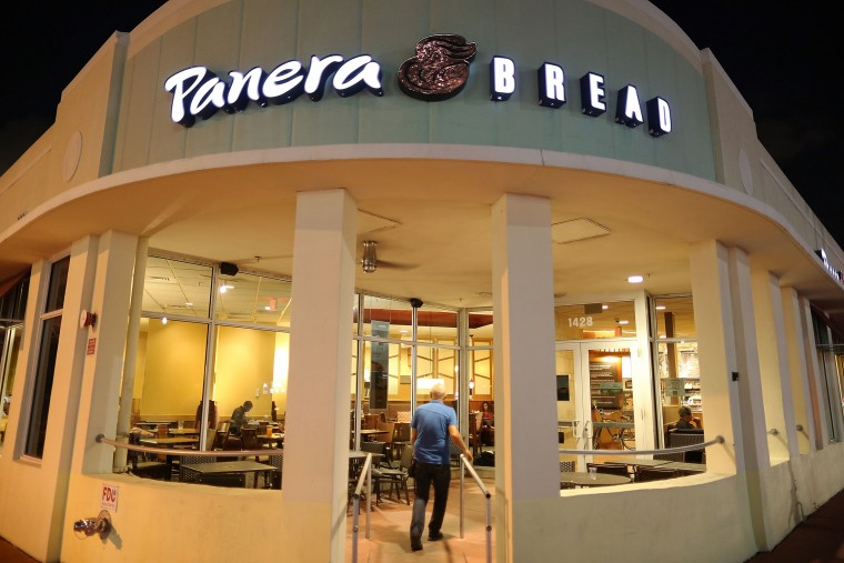 Panera Bread To Acquire Au Bon Pain Bakery Chain
