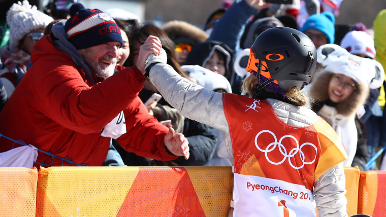 Image: Snowboard - Winter Olympics Day 3