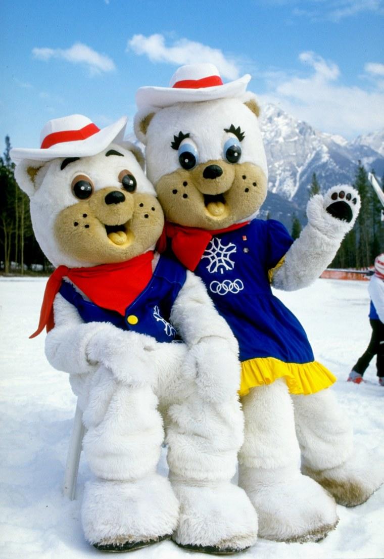 Hidy and Howdy - 1988 Winter Olympics, Calgary